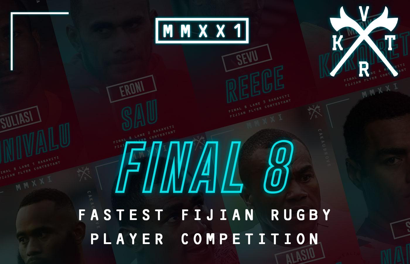 2021 Fijian Flyer Final 8